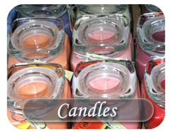 Soy Blend Candles & Accessories