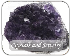 Crystals and Jewelry