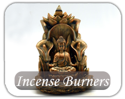 Incense and Back Flow Burners